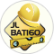 Logo JL BATI - creation logo et identité visuelle et charte graphique OZIDEES STUDIObeauvais